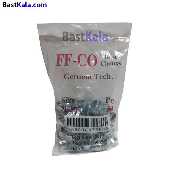 بست فلزی30-20 اف اف(FF-CO)